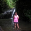 Finally arrived at Maunawili Falls! :)